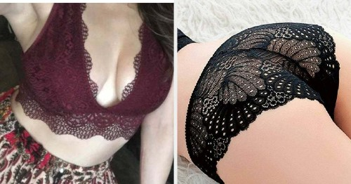 44 Sexy Intimates That Are Actually Comfortable