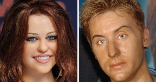 19 Celebrity Wax Figures Ranked From Bad To Straight-Up Nightmarish