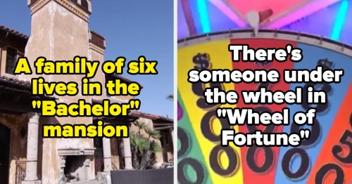17 Secrets And Stories About Reality Shows From People Who Worked On Them And Lived To Tell The Tale