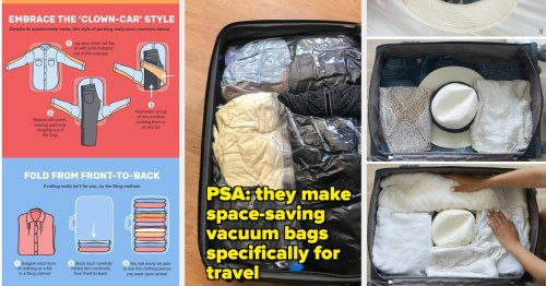27 Packing Tips To Help You Avoid Paying For Checked Luggage