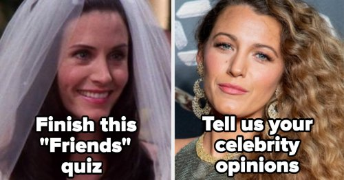 Here Are 31 Quizzes That Have Over One Million Views Each