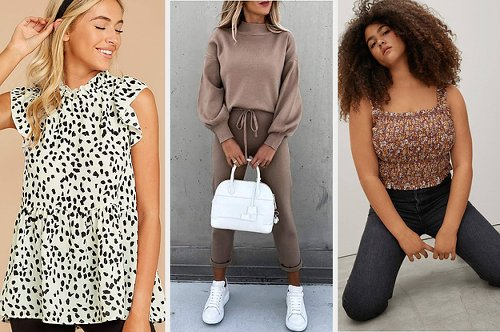 Just 42 Really Cute Pieces Of Clothing In The Event You Decide To Get Dressed Today