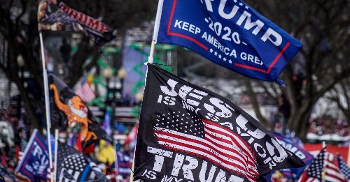 Trump Supporters Used GoFundMe To Get To DC — Now The Pages Have Been Removed