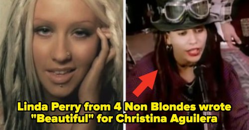 18 Famous Women Who Actually Wrote Popular Songs For Other Singers
