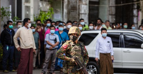 After Fueling A Genocide, Facebook Is Taking A Stand Against A Myanmar Coup