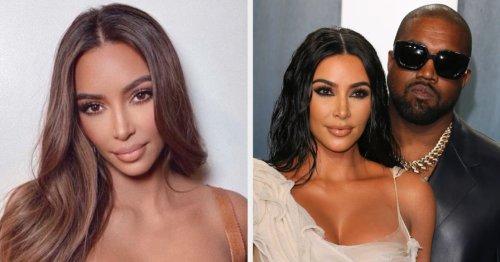 Kim Kardashian Broke Her Social Media Silence After Officially Filing For Divorce From Kanye West
