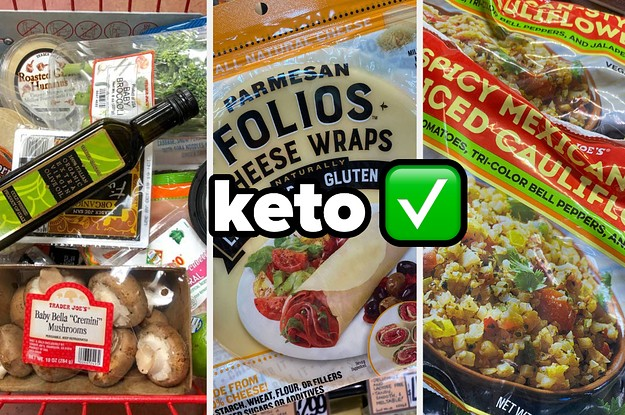 67 Keto-Friendly Trader Joe's Products For Anyone Cutting Back On Carbs