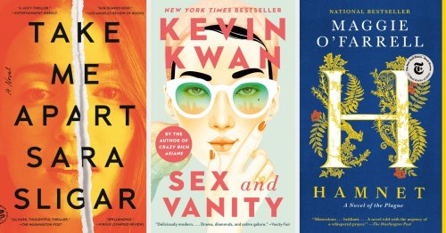 15 Excellent Paperbacks Out This Month
