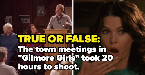 How Many Random TV Show Facts Can You Correctly Identify As True Or False?