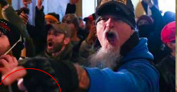 An Alleged Member Of The Oath Keepers Has Pleaded Guilty In The Capitol Riots Case