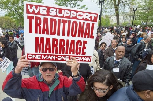 How Republicans Are Using The Anti-Abortion Playbook To Undermine Same-Sex Marriage