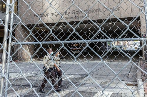 Minneapolis Is Bracing For Protests During Derek Chauvin's Trial. Activists Wanted To Help The City Prepare.