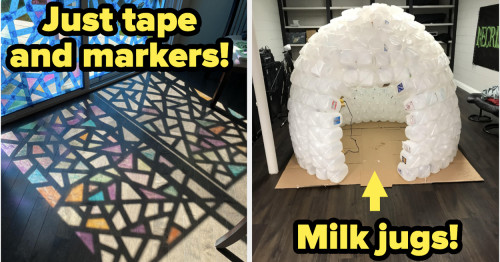 """19 Parents' Amazing DIY Projects That Made Me Go, """"How'd They Do That?"""""""