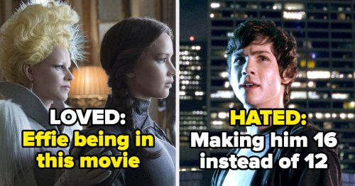 13 Changes Made In Book-To-Screen Adaptations That Authors Loved, And 14 They Absolutely Loathed