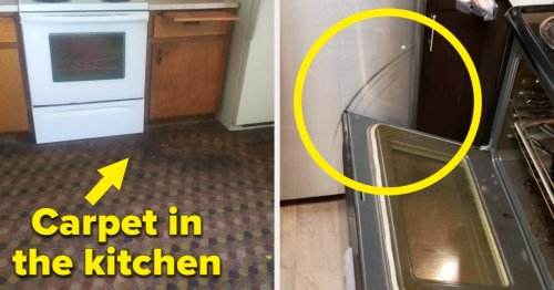 17 Kitchens That Were Designed With Half A Brain Cell