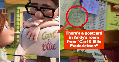51 Incredible Little Details In Pixar Movies That Prove Their Animators Are Brilliant