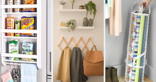 Just 40 Storage Solutions For Those With Too Much Stuff