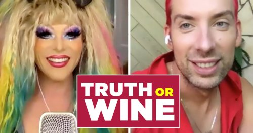 """Alaska And Willam Played A Game Of """"Truth Or Wine"""" And Told Us Some Things We Always Wanted To Know About """"Drag Race"""""""