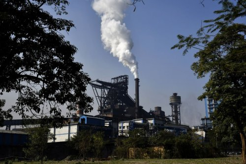 Tata Steel Reaps Bumper Profit on Price Rally, Demand Upturn