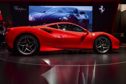 Ferrari Falls by Most in a Year on Delayed Financial Targets