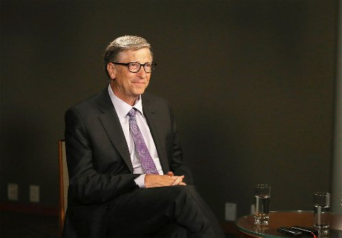 Bill Gates's Carefully Curated Geek Image Unravels in Two Weeks