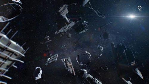 U.K. Engineers Collecting Space Debris