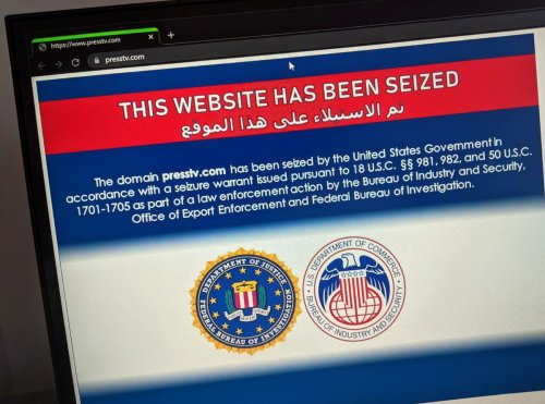 U.S. Blocks Iran Websites as Tensions Rise Before Nuclear Talks