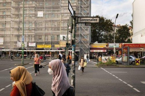 Merkel's Legacy Comes to Life on Berlin's 'Arab Street'