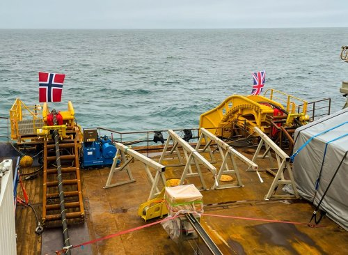 U.K. to Import Norway's Cheap Hydro-Power Along Sub-Sea Cable