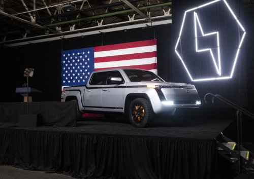 Lordstown Motors Sets Debut Report Without Any EV Pickups to Show Off
