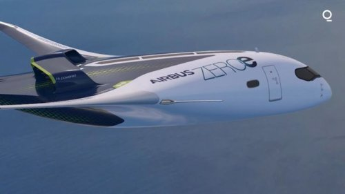 Airbus Bets Hydrogen-Powered Planes Will Take Off On Target