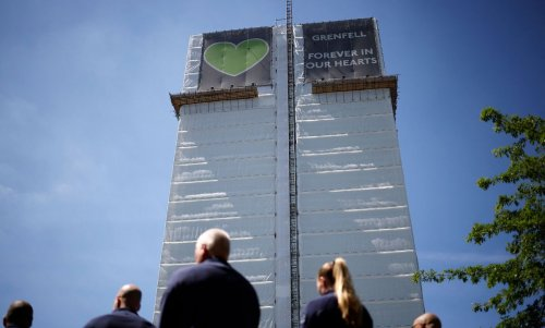Sunak Confirms Tax on U.K. Property Firms to Fix Cladding Crisis