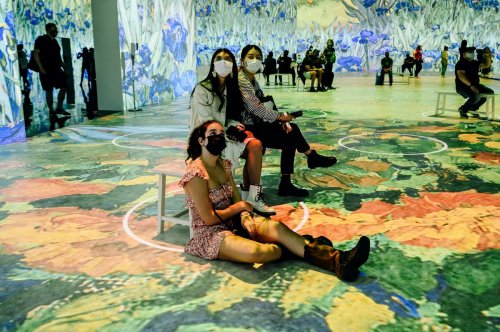 What's Behind the Wave of Immersive Van Gogh Exhibits