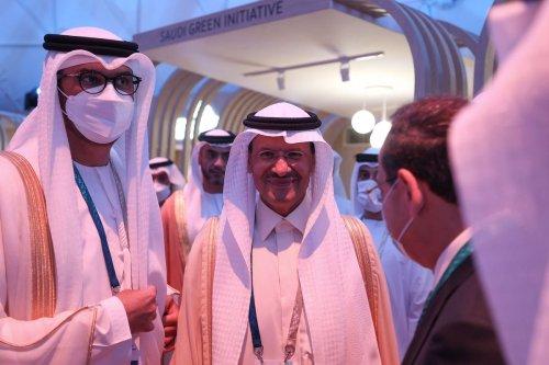 Saudi Arabia to Use $110 Billion Gas Field for Blue Hydrogen