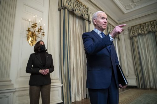 Biden's Giant Stimulus to Easily Pass House, Democrats Say