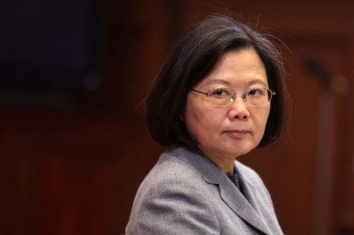 Two Words From Taiwan's Leader Threaten to Upend U.S.-China Ties