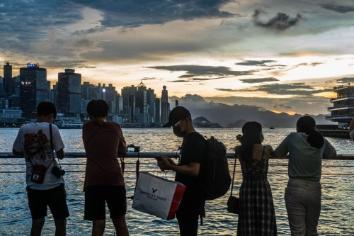 Chinese Tourists' Disappearance Is Remaking Hong Kong Retail