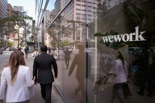 WeWork Reports Best Sales Since Dropping IPO Plans in 2019