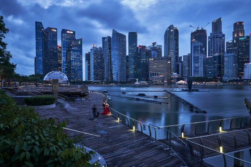Singapore Broker Up 544% In a Year Eyes China for More Gains