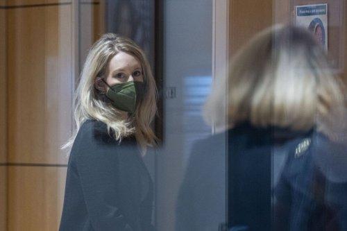 Another Juror Exits Elizabeth Holmes' Fraud Trial