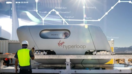 The Hyperloop May Change More Than Just Travel