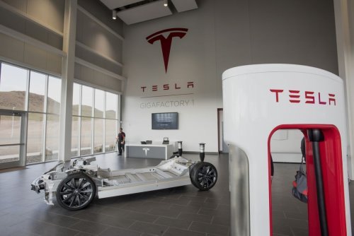Tesla Finally Bows to Charging Competition