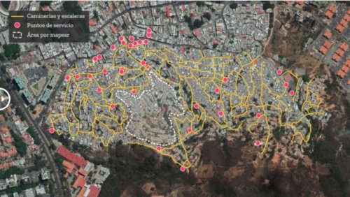MapLab: Putting Slums on the Map