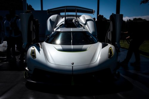 Koenigsegg, the Maker of $3 Million Supercars, Experiments With Volcano Fuel