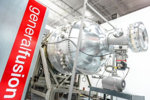 Bezos-Backed Fusion Startup Picks U.K. to Build First Plant