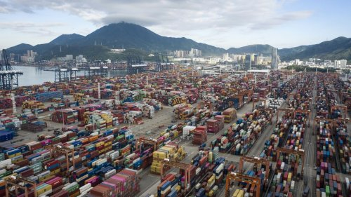 Ships Skip Singapore as China Congestion Snarls Supply Chain