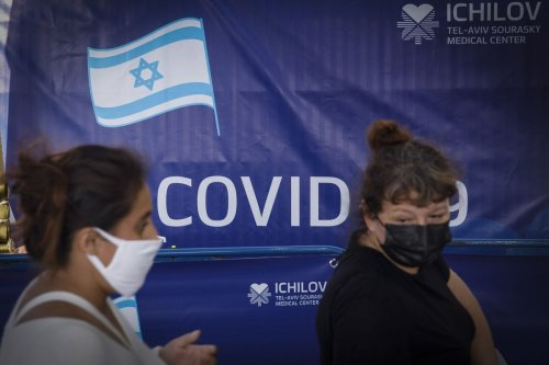 Pfizer Shot Halts Severe Illness, Allows Infection in Israel