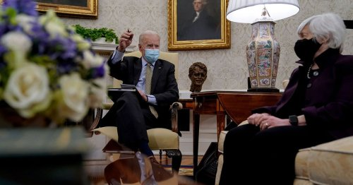 Biden Energizes Global Effort to Keep Multinationals From Dodging Taxes