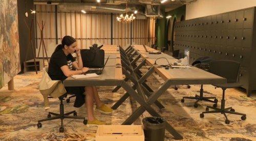Face au télétravail, comment imaginer l'avenir des bureaux et des espaces de travail | BX1