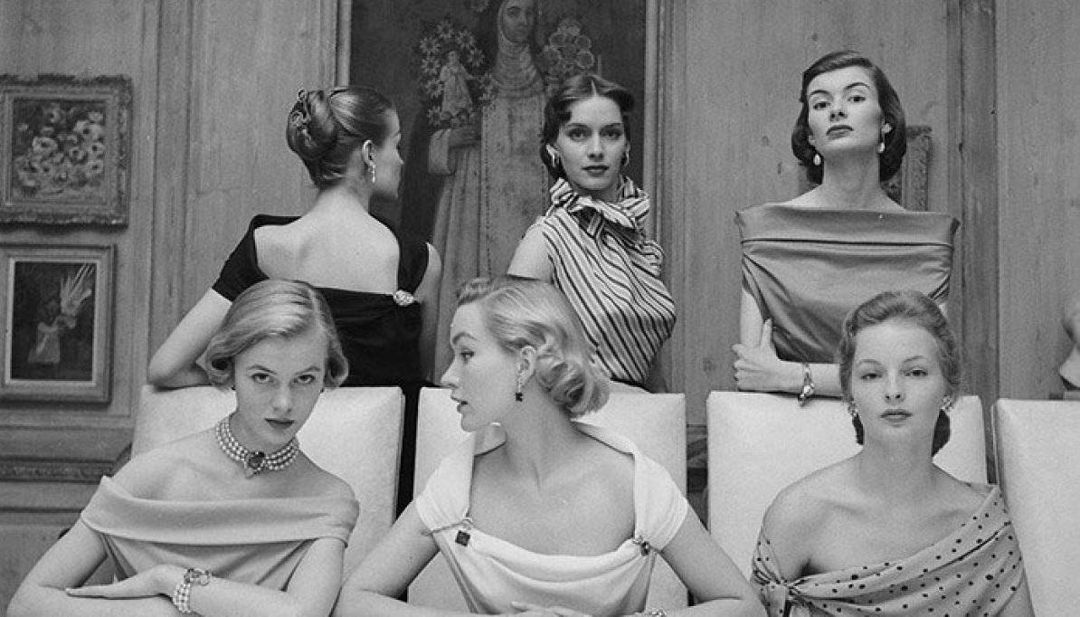 Fabulous Fashion Photography By Nina Leen From 1940-1950s
